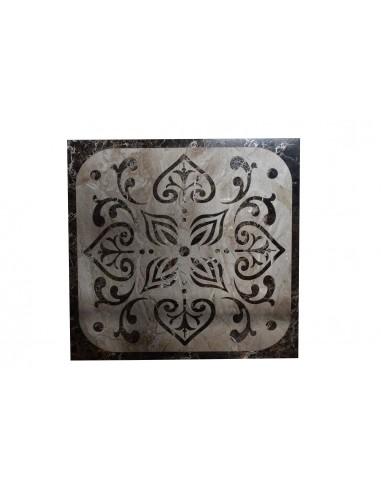 Medalion  marmura si granit