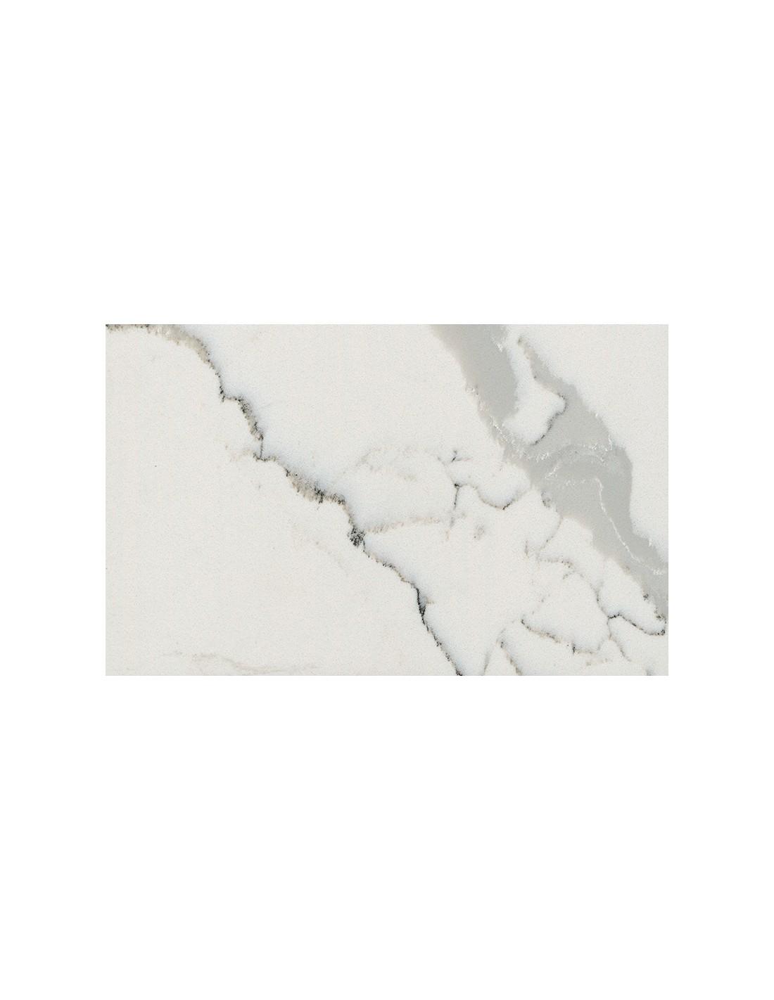 Quartz Compozit Mistral Grosime 2 Cm Culoare Alb